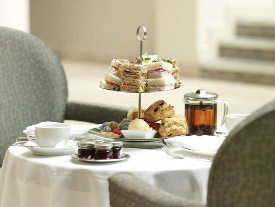 Hyatt Regency Birmingham: Afternoon Tea