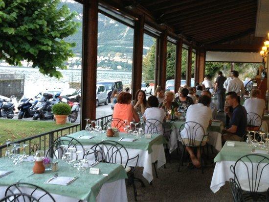 Ristorante La Punta : Lakeside restaurant