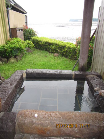 Kanigoten: open-air private onsen