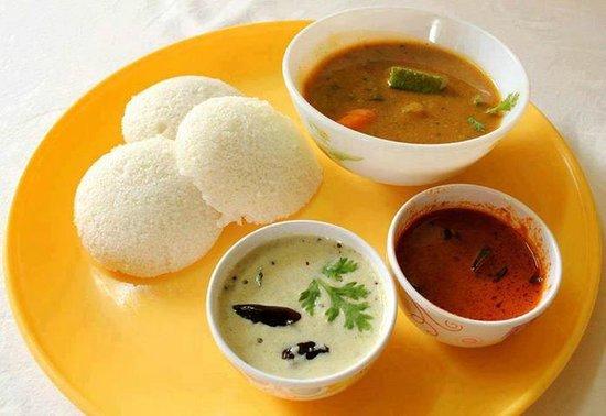Kuppath Homestay: break fast