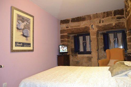 Hospedaxe Rosa Castela: Habitacion Dama Castella