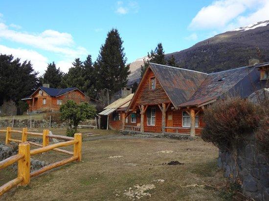 Hosteria Pampa Linda: Casa na Pampa Linda