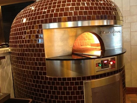 Pizza Oven For Their Flatbreads So Tasty Picture Of