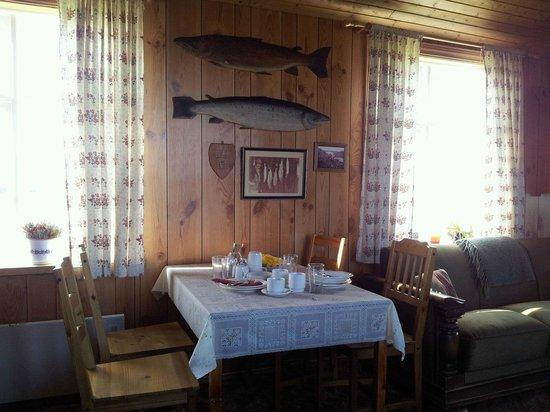 Ensku Husin Guesthouse: Ensku Husin, salle à manger