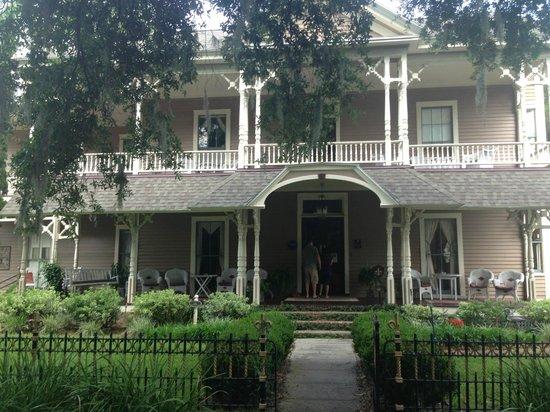 Amelia Island Williams House: Beautiful house