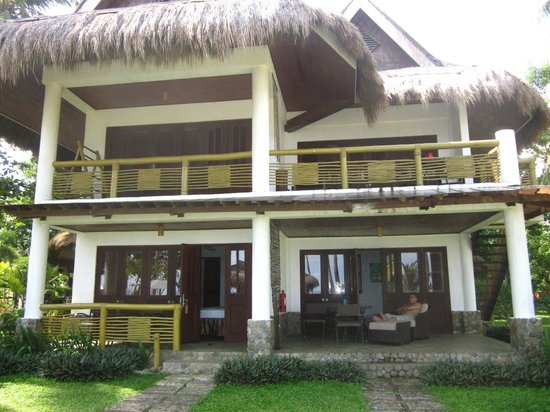 Daluyon Beach and Mountain Resort: our rooms