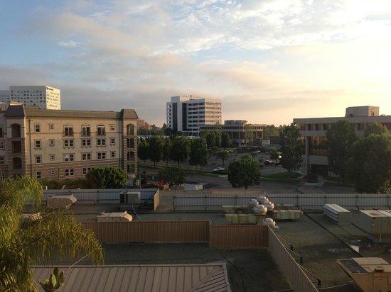 Hilton Irvine/Orange County Airport: View