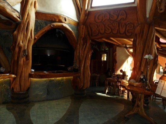 Interior Del Restaurante Casa Bosque Picture Of Casa Bosque Santiago Tripadvisor