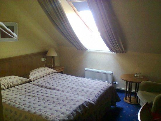 Hotel Rinno: la camera
