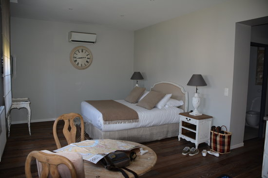 "Villa Cosy : La chambre ""Bois flotté"""