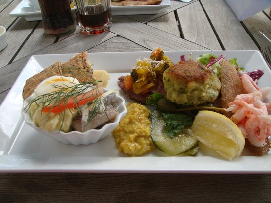 Restaurant Fænøsund: The platter
