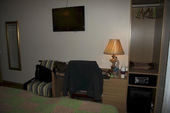 Hotel Berg: Standard double room