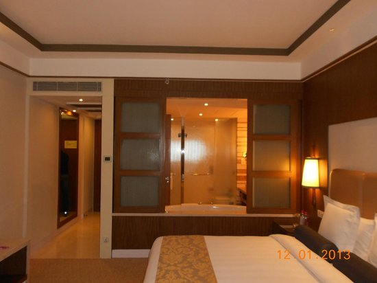Crowne Plaza Today New Delhi Okhla: stanza