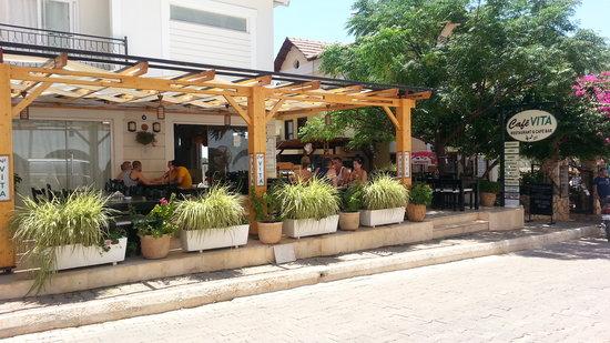 Cafe Vita Restaurant : Cafe Vıta ''E Lezzetli (Most Delious)