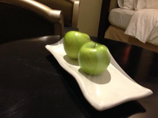 โรงแรมแกรนด์เคมาง: Fresh Fruits for Guest