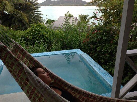 Cocobay Resort: amaca