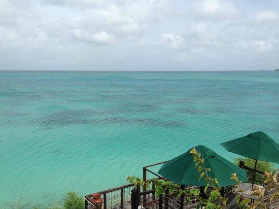 Cocobay Resort: vista