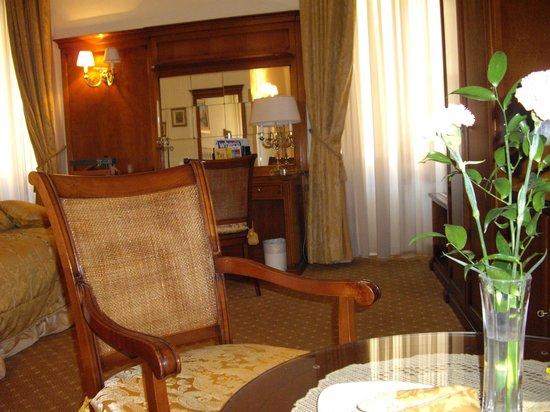 Daniel's Hotel: Сьют Шопен