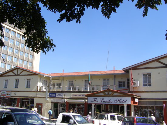 The Lusaka Hotel