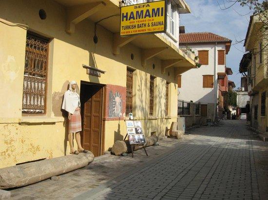 Antalya Sefa Hamam