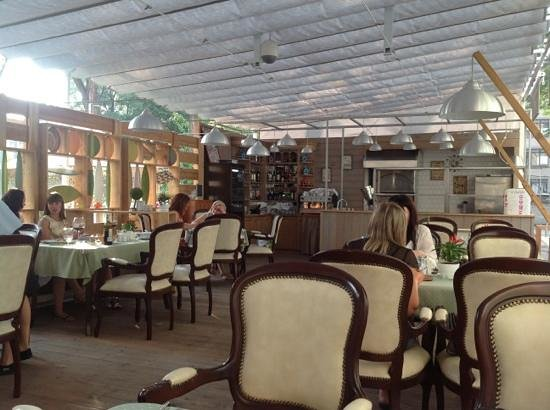 Fish Cafe: fish kafe yazlık