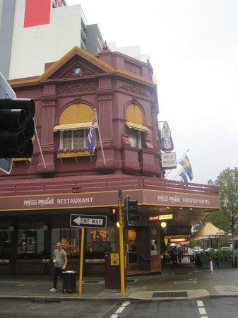 Miss Maud Swedish Hotel: Esterno dell'hotel
