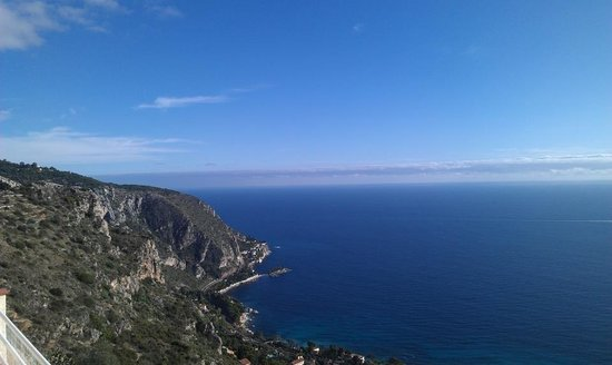 Bella Vista: Une vue resplendissante