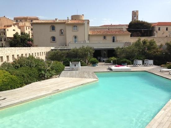 Hotel Genovese: piscine