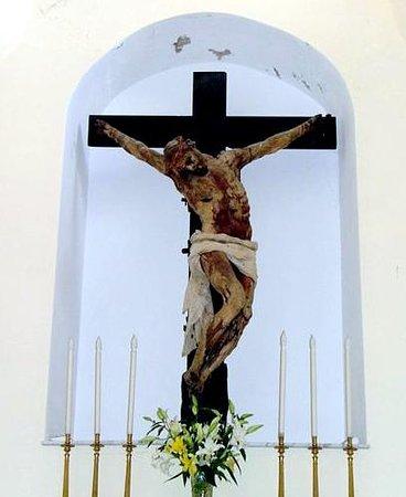Chiesa del SS. Crocifisso: Crocifisso intero.