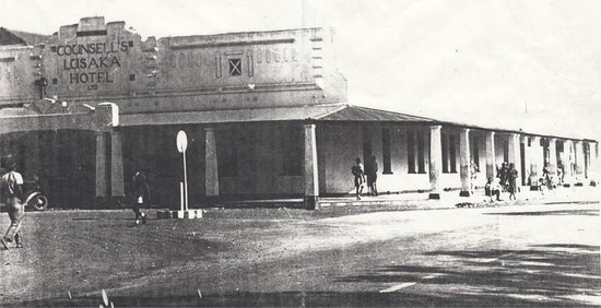 The Lusaka Hotel: The oldest exixting Hotel