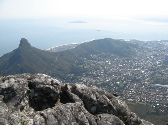 Cape Town Hiking with Tim Lundy -  Tours: Amazing Table Mountain