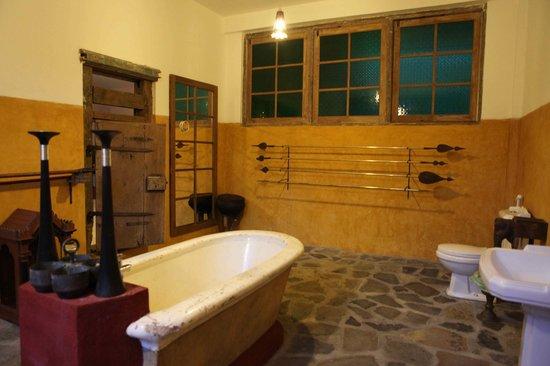 Kandy Samadhi Centre : Chambre