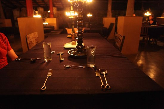 Kandy Samadhi Centre : resto