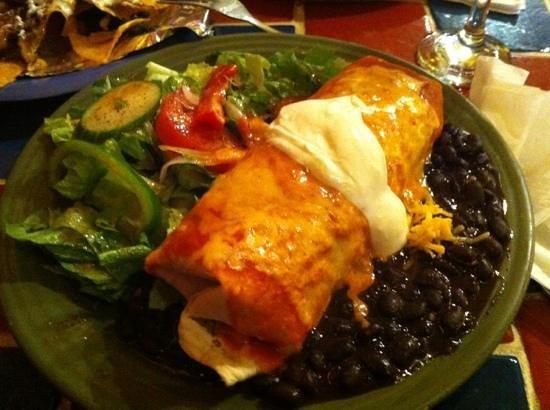 Ahora Restaurant Mexicain: Ahora Special Plate - Steak Burrito