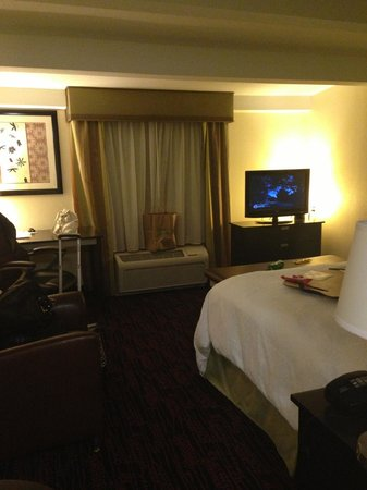 Hampton Inn Jericho - Westbury: Room