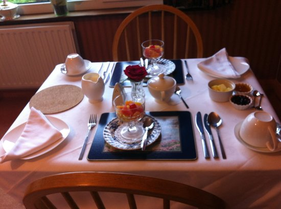 Elba Bed & Breakfast : our stay