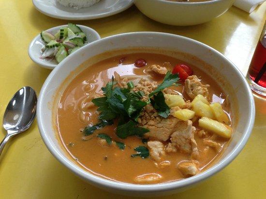 Lily's : Bun Gah noodles