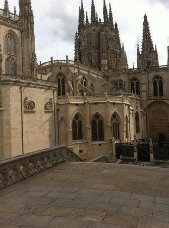 Abba Burgos Hotel: catedral de Burgos