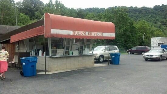 Buck's Drive-In: Bucks Drive In!