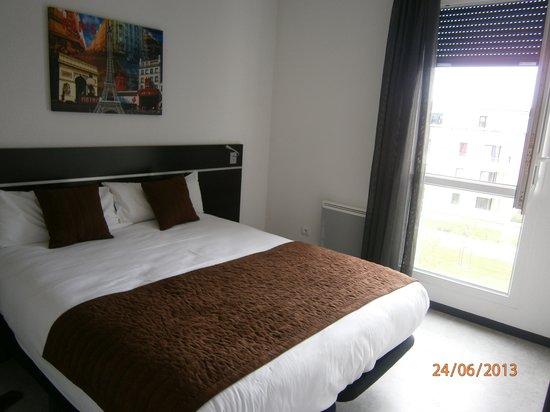 Park Wilson Airport : bedroom