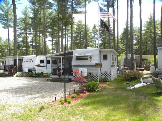 Wagon Wheel RV Resort and Campground: seasonal and short term sites available all season