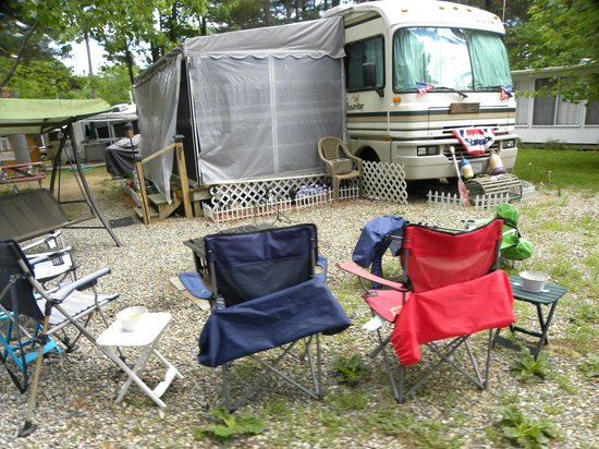 Wagon Wheel RV Resort and Campground: Get comfortable on your site and make yourself at home