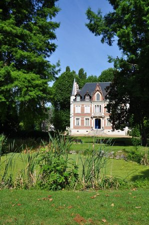 Manoir de Contres : The hotel