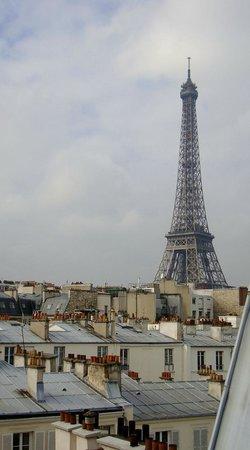 Hotel de l'Alma: Daytime view