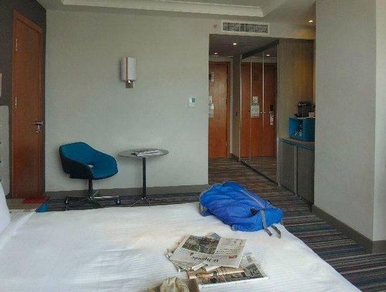Bedroom 2 Picture Of Pullman London St Pancras Hotel London Tripadvisor