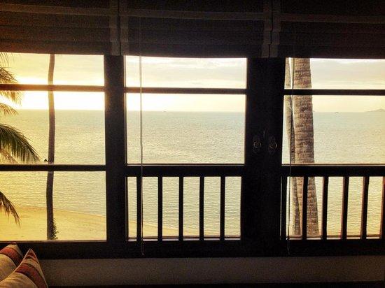 Belmond Napasai : The view...
