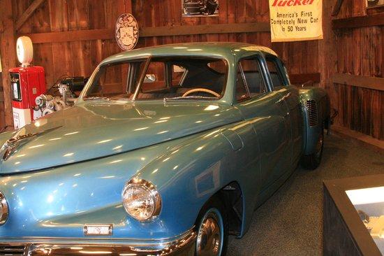 Gilmore Car Museum: 1948 Tucker