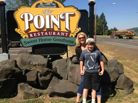 The Point Restaurant: Celebrating a 30+ year Family Tradition at The Point!