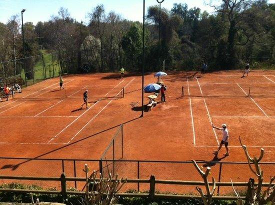 Club de Golf 7 Rios: Torneo de Tenis, Club de Golf 7Rios