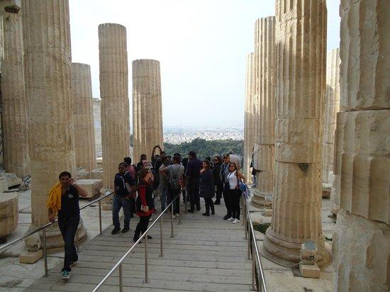 Temple of Athena Nike : Umbral II